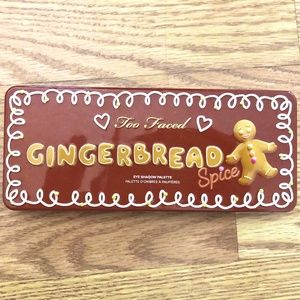 """Too Faced """"Gingerbread Spice"""" Palette"""